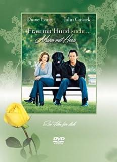 Frau mit Hund sucht... Mann mit Herz (Movie Greetings-Grußkarte)
