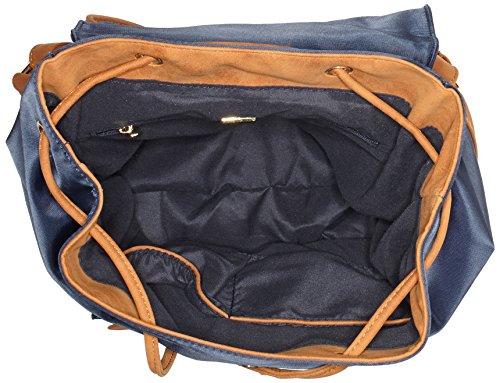 Sansibar Sansibar, Borsa a zainetto donna 30x32x15 cm (B x H x T) Midnight Blue