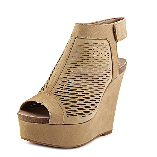 vince-camuto-kyrene-femmes-us-5-brun-talons-compenses