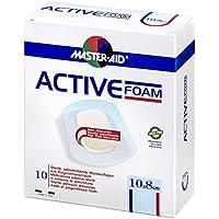 Schaumverband ACTIVE® FOAM, Wundauflage mit Haftrand, 10 Stück (8cm x 10cm) Master Aid preisvergleich bei billige-tabletten.eu