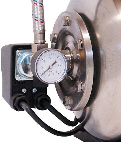 Güde HWW 1000 P Hauswasserwerk - 4