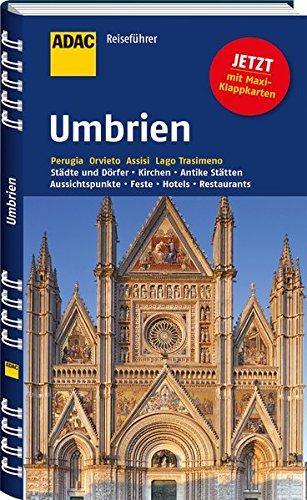 Preisvergleich Produktbild ADAC Reiseführer Umbrien: Perugia Orvieto Assisi Lago Trasimeno