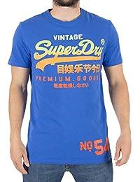 Superdry Premium Goods Lite, T-Shirt Homme