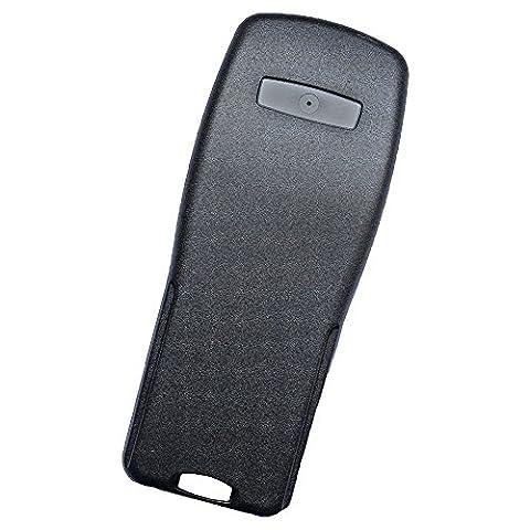 Nokia 3210 original Akkudeckel ohne Logo grau