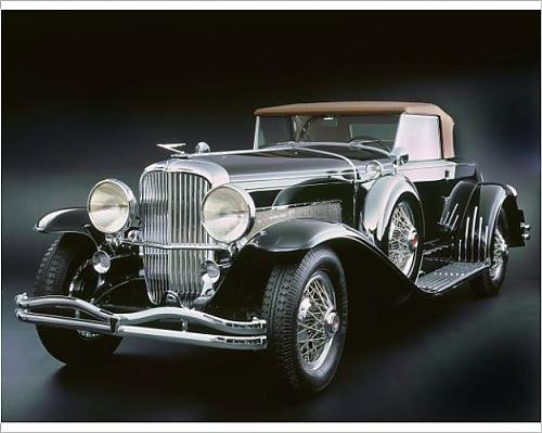 photographic-print-of-1933-duesenberg-sj