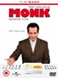 Monk: Season 5 [DVD]