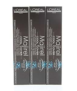 L'Oréal Majirel Cool-Cover Coloration pour Cheveux #5,1 50 ml