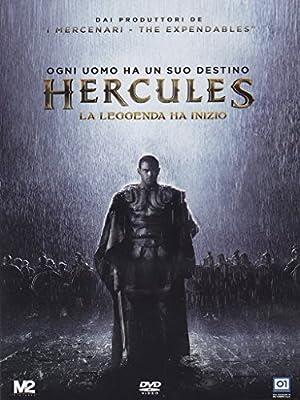 hercules - la leggenda ha inizio dvd Italian Import by kellan lutz