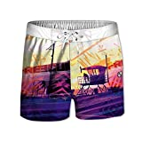 FREEGUN - Boardshort Court Homme
