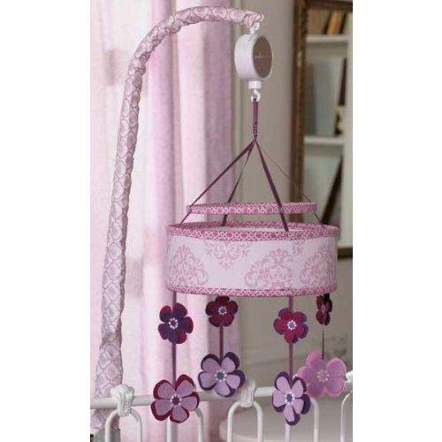 cocalo couture plumeria collection musical mobile