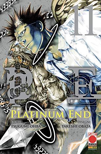 Platinum end: 11