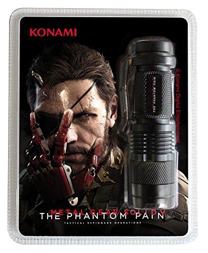 Metal Gear Solid V-Torcia