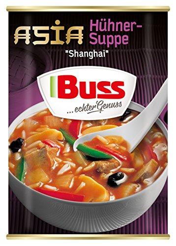 "Buss Hühner-Suppe ""Shanghai"", 400 g"