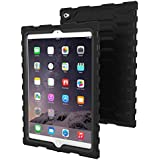Hard Candy Cases Shock Drop Case for iPad Air 2, Black