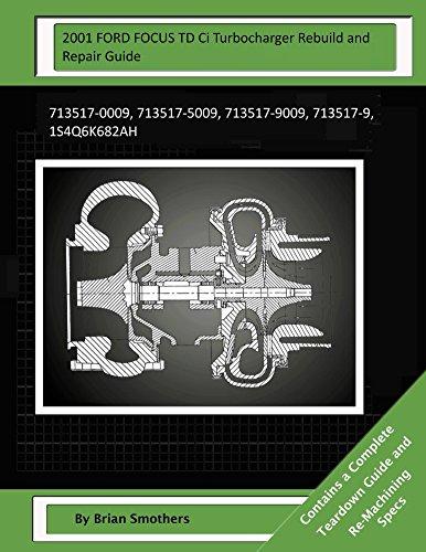 2001-ford-focus-td-ci-turbocharger-rebuild-and-repair-guide-713517-0009-713517-5009-713517-9009-7135