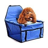 Hund Autositzbezug Auto-Hundesitz Haustier Hund Sitzbezug Pet Carrier Automatte mit wasserdichtem & rutschfester Backing
