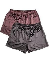 sexy Seiden-Boxershorts