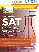 #10: Cracking the SAT Chemistry Subject Test (College Test Preparation)