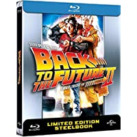 Back to The Future 2 - Limited Anniversary Edition Steelbook Blu-ray