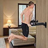 #3: Protoner Wall Mounting Bar For Dips , Leg Raise And Multiple Exercises