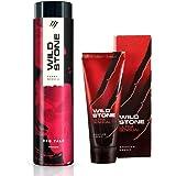 Wild Stone marvellous Combo of 100 gms talcum powder (Ultra sensual) + shaving cream 70 gms