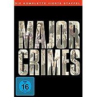 Major Crimes - Die komplette vierte Staffel