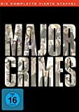 DVD * Major Crimes Season 4