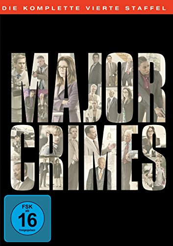 Bild von Major Crimes - Die komplette vierte Staffel [5 DVDs]