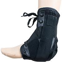 Enshey Fußgelenkstütze, Stabilisator, verstellbarer Fußheber, atmungsaktives Nylon, schwarz, für Größen S, M,... preisvergleich bei billige-tabletten.eu