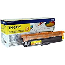 Brother TN241Y Laser Toner Cartridge - Yellow