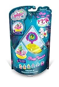 Canal Toys 001-loisirs creatifs-so Magic-Terrarium Kit, MSG 001, Azul, Rosa