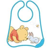 Disney's Winnie the Pooh 30505 0011 - Lätzchen mit Beißecke Winnie the Pooh