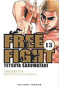 Free Fight Edition simple Tome 13