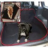 Streetwize SWPC4 Haustier-Kofferraumdecke für Schrägheck-Fahrzeuge