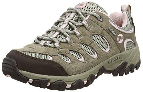 078ce814 Merrell Women's Ridgepass Waterproof Low Rise Hiking Shoes