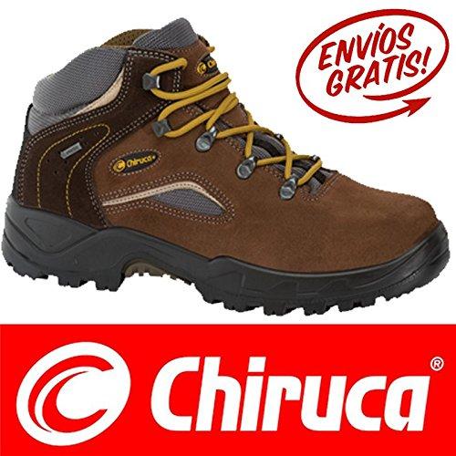 CHIRUCA ,  Scarpe da camminata ed escursionismo uomo marrone Size: 41