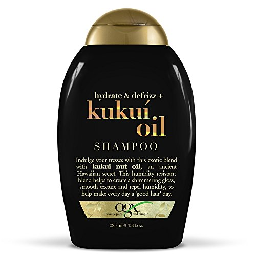 OGX Kukui Oil Shampoo Hydrate Plus Defrizz 13oz (385ml)