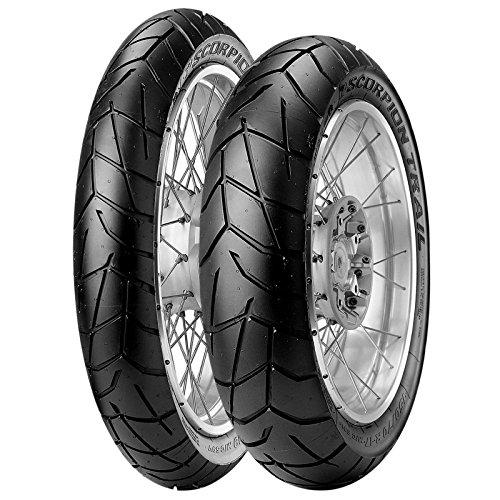 Paire Pneu pneus Pirelli Scorpion Trail 90/90 - 21 54S 120/90 - 17 64S