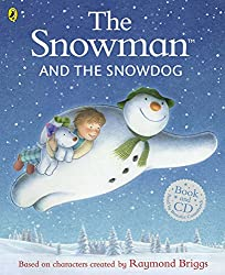 The Snowman and the Snowdog (Book & CD)