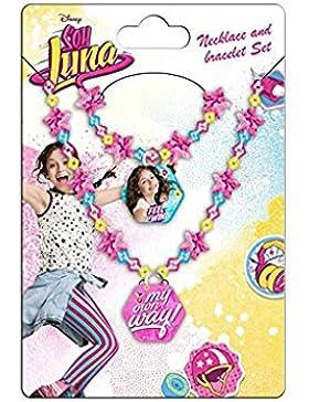 Set pulsera y collar de Soy Luna