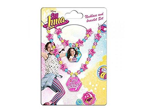SOY LUNA - Set pulsera y collar de Soy Luna