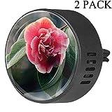 2 Pack Décorations avec Saveurs Azalée Fleur Plante Fleur Printemps Rhododendron...