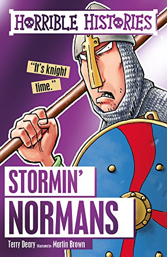 Stormin' Normans (Horrible Histories) por Terry Deary