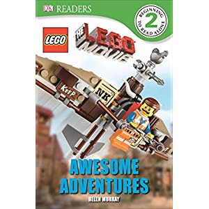 The Lego Movie: Awesome Adventures Lego Outlet LEGO