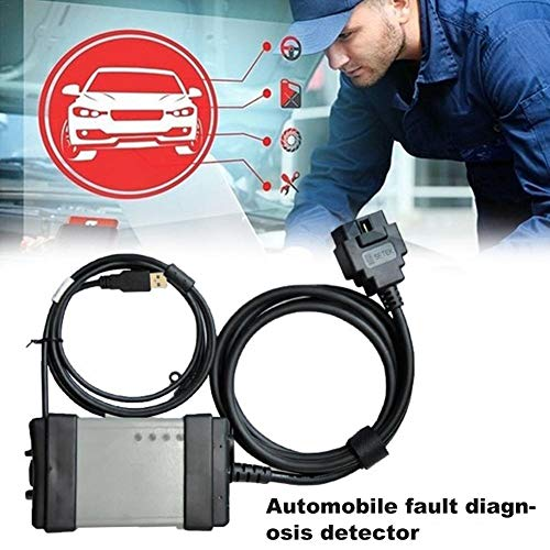 Détecteur de diagnostic de panne automobile, Volvo Vida Dice 2014D Full-language Professional Outils de diagnostic de voiture Pince à épiler Pro Full Chip Green Board