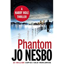 Phantom: Harry Hole 9 (English Edition)