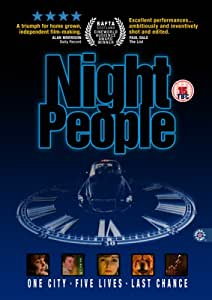 Night People [DVD]