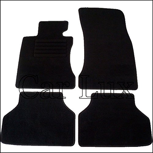 Car Lux - Alfombras Alfombrillas a medida BMW Serie 5 E60/61 Sedan/Tourin