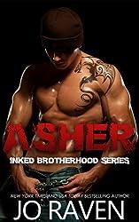 Asher (Inked Brotherhood Book 1) (English Edition)