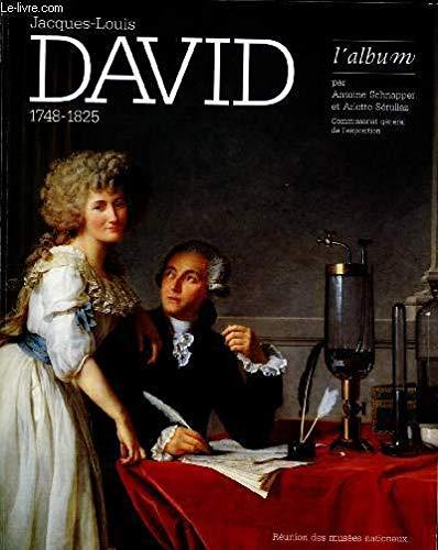 Jacques-Louis David: 1748-1825 par Antoine Schnapper (Broché)